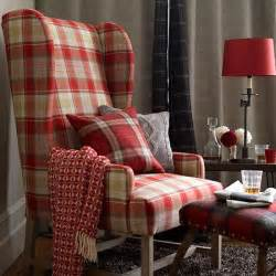Broyhill Armchair Decorating With Checks Amp Tartans Decorating