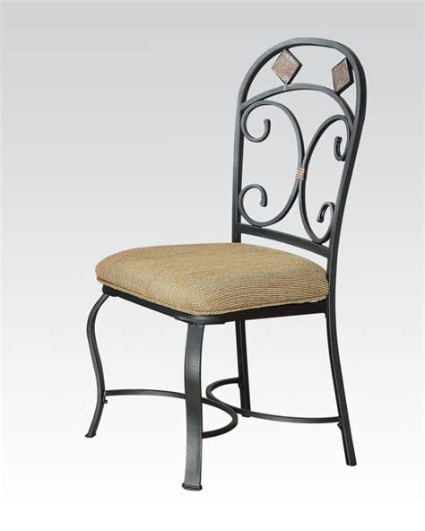 Acme Dining Chairs Acme Side Chair Kiele Ac71127 Set Of 2