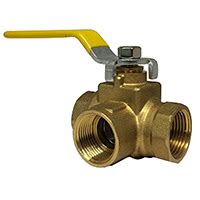 port valves 3 way side outlet valves