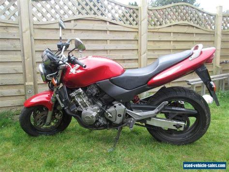 cb 600 for sale 1998 honda cb 600 hornet for sale in the united kingdom