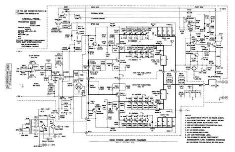 Power Lifier Qsc el84 schematic electronics forum t20993 pictures to