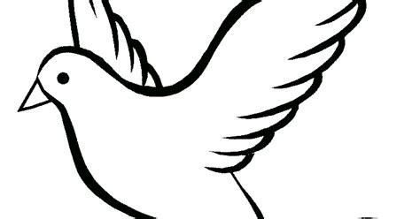 imagenes para dibujar de palomas paloma volando para colorear imagenes de palomas