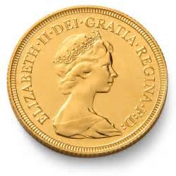 royal mint elizabeth ii gold sovereign coin gold