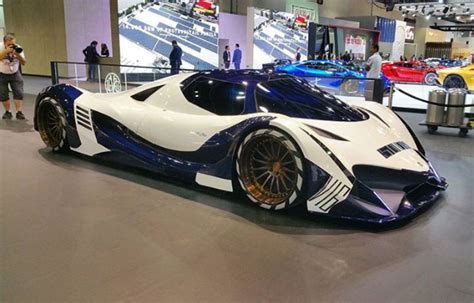 5000 Ps Auto by Devel Sixteen Makes 5 000 Hp And Aims For 310 Mph Geeky