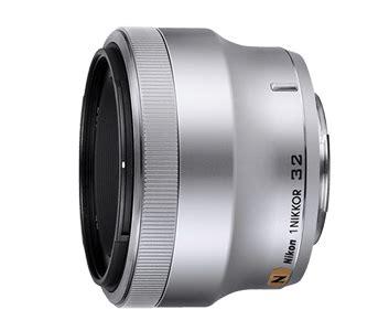 Nikon 1 Nikkor 32mm F 1 2 Silver 1 nikkor 32mm f 1 2 silver gosselin photo