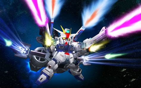 sd gundam wallpaper hd strike freedom gundam wallpaper wallpapersafari