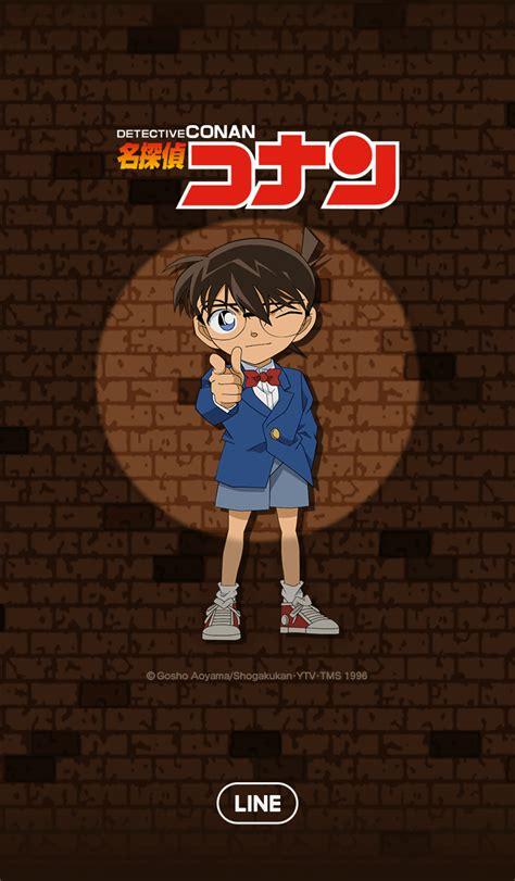 theme line android conan cm hacked review line theme shop detective conan