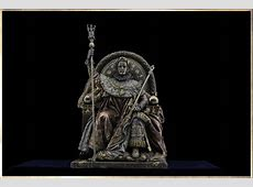 Napoleon on the imperial throne bronze-like Empty Box Weight