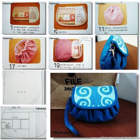 how to sew your own designer handbag s step by step