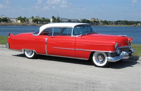 1954 Cadillac 4 Door by 1954 Cadillac Coupe De Ville 2 Door Coupe 75341
