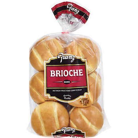 costco buns franz brioche hamburger buns 12 ct