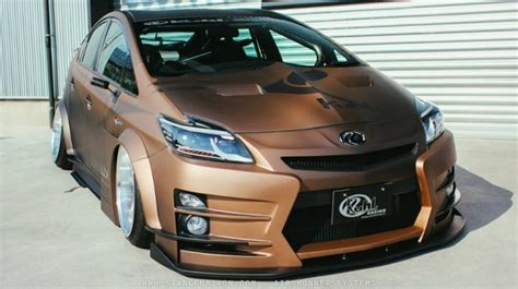 modded toyota prius bangshift most modified prius