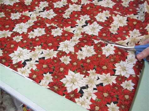 How To Make A Table Cloth by A Tablecloth Andrea Schewe Design