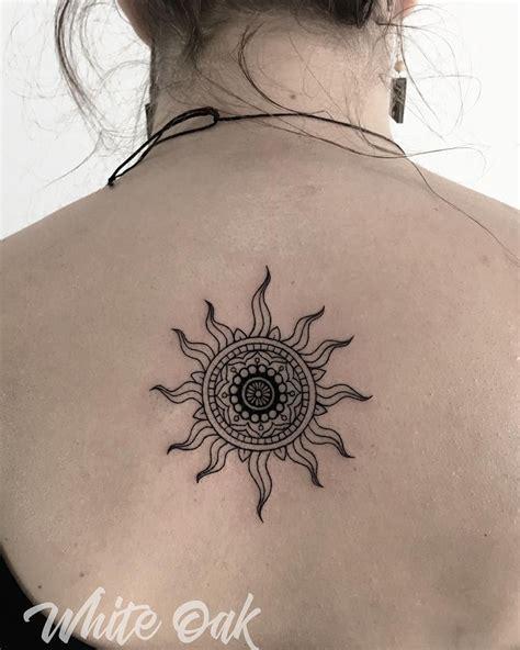 mandala sun tattoo pin by mari nieto on tats tattoos sun
