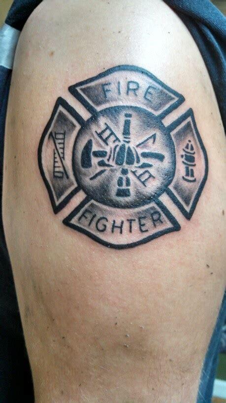 Fireman Symbol Tattoos