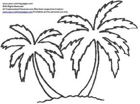 palm tree templates 1000 images about palm trees on leaf template