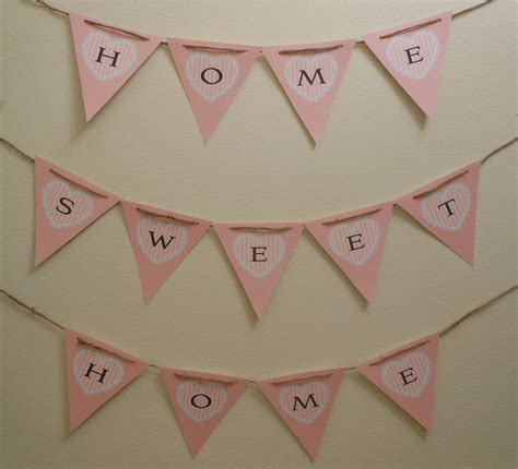 printable home banner valentine s day home sweet home banner mom it forwardmom