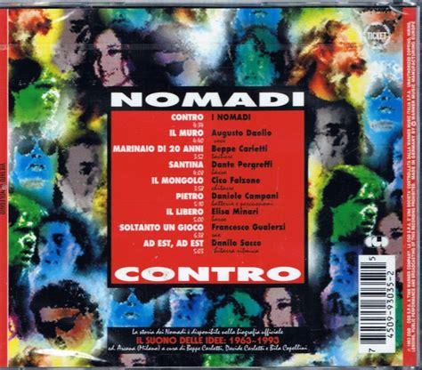 olandese volante nomadi nomadi discografia cover testi pagina 3