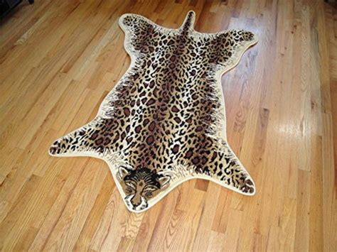 faux animal print rugs faux area rugs shop