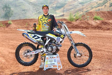 Husqvarna Motorcycles And Rockstar Energy Announce