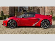 2017 Lotus Elise Sprint unveiled with less weight, changes ... 2017 Lotus Elise Weight