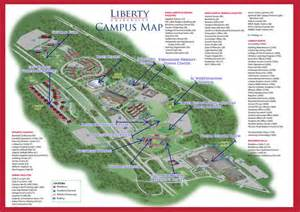 liberty map liberty map liberty lynchburg va