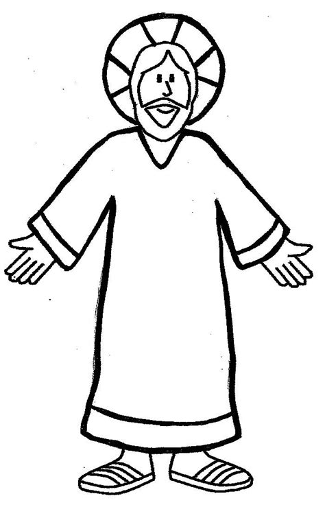 template of jesus flat stanley coloring pages flat stanley colouring pages sketch template coloring pages doll