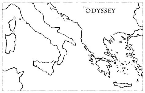 odyssey coloring book a sea coloring journey books 1 2