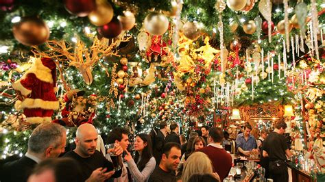 rolf s bar restaurant holiday decor restaurants happy hour 17 bizarre bars that are awesome gizmodo