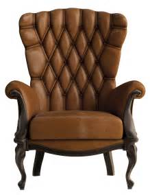 Used Leather Armchair Chair Png Transparent Images Png All