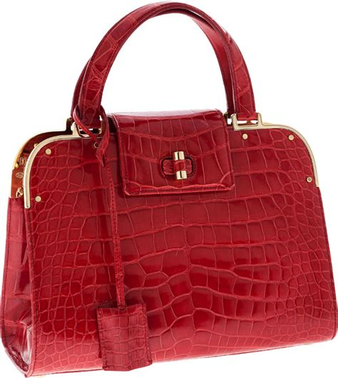 Yves Laurents Uptown Tote Is A Suitable Sequel To The Downtown by Check Out The Bags From The Heritage Auctions