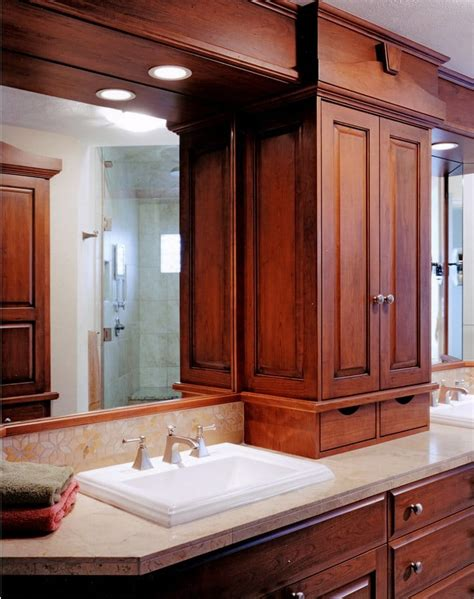bathroom remodel boulder bath remodel and custom cabinets by parrish construction
