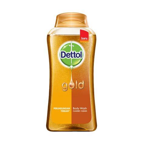 Sabun Cair Dettol by Jual Dettol Gold Wash Classic Clean Sabun Cair 300