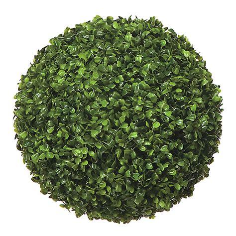 artificial topiary balls boxwood topiary balls indoor hedge artificial