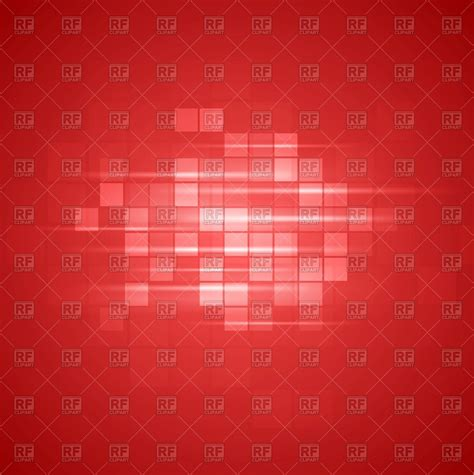 what is the background tech background with squares vector image vector