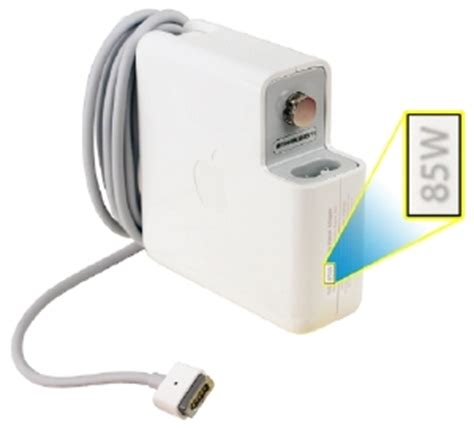 85w Magsafe Adapter Apple A1343 apple mac 85w magsafe power adapter charger a1343 at eshop pc
