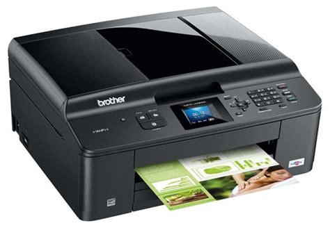 mfc j430w ten budget inkjet printers the register