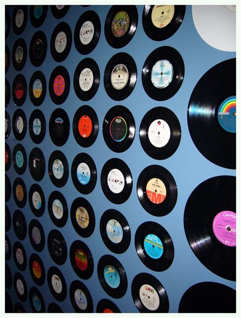 My Records My Bedroom Wall Of Records By Oche On Deviantart