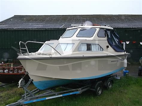 fishing boats for sale pembrokeshire shetland 640 with trailer pembrokeshire fafb