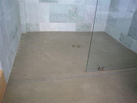 Concrete Shower Base by Comconcrete Floor Base Crowdbuild For