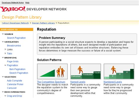 pattern library yahoo 1 pattern recognition search patterns book