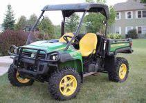 john deere gator xuv  tractors review