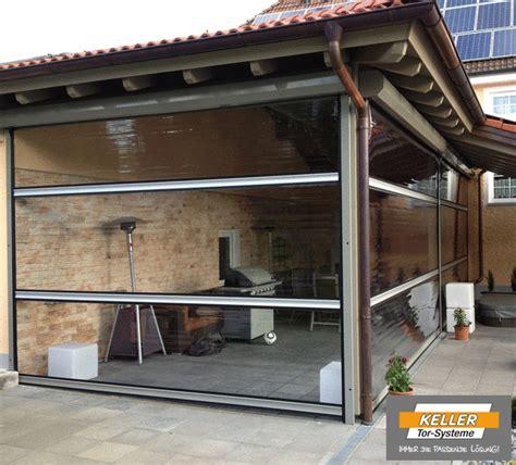 carport tor witterungsschutz f 252 r terrasse balkon und carport das