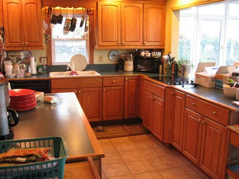 1980s kitchen that old house squeezing a vintage look out of a 1980s