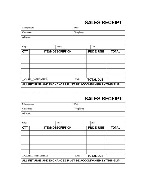 office receipt template best photos of free printable office forms templates