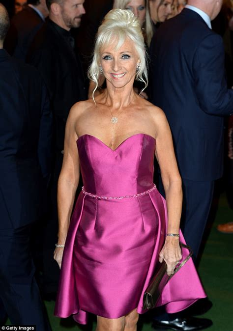 Debie Abu Pink Dress strictly s debbie mcgee dazzles in mini dress in daily mail