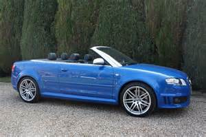audi rs4 cabriolet convertible 2006 19000 163 37990