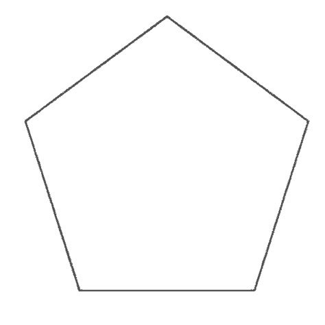printable shapes pentagon free coloring pages of octagon shape