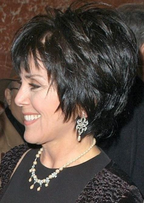 black hairstyles women over 45 стрижка итальянка на короткие и средние волосы фото стрижек