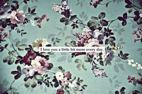 flower pattern tumblr quotes cute flowers love quote image 540311 on favim com